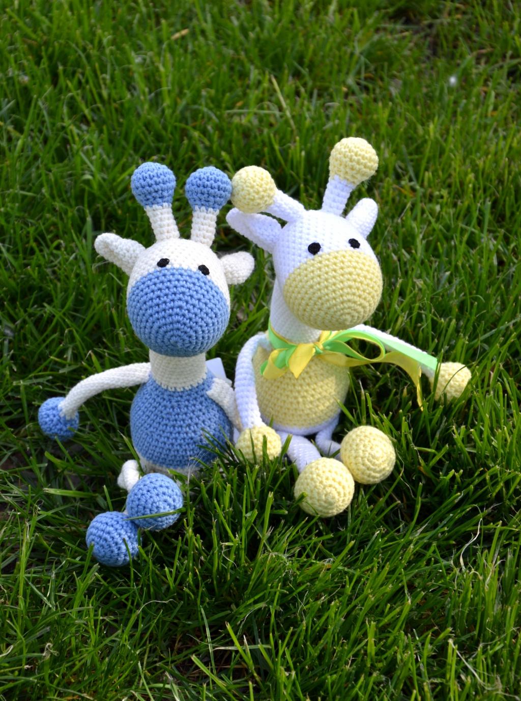 Жирафы для малышей