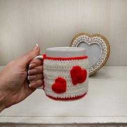 Чашка + чехол Любовь